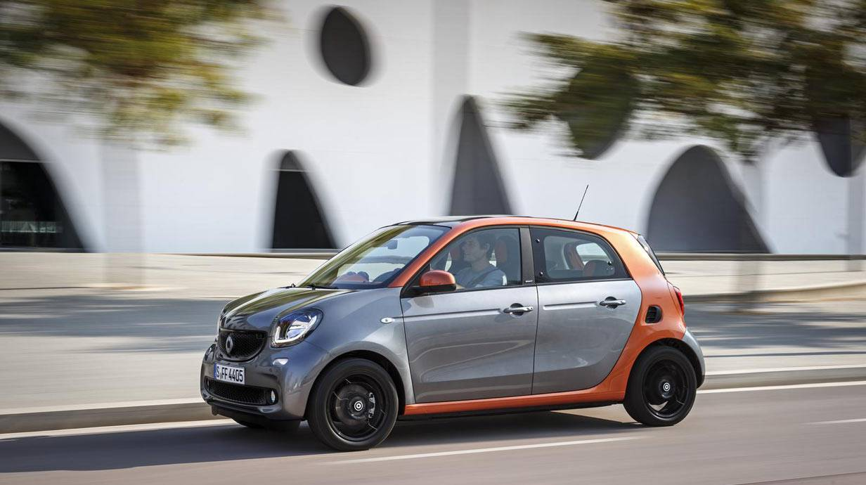 der smart forfour 2015 was kann er was kostet er. Black Bedroom Furniture Sets. Home Design Ideas