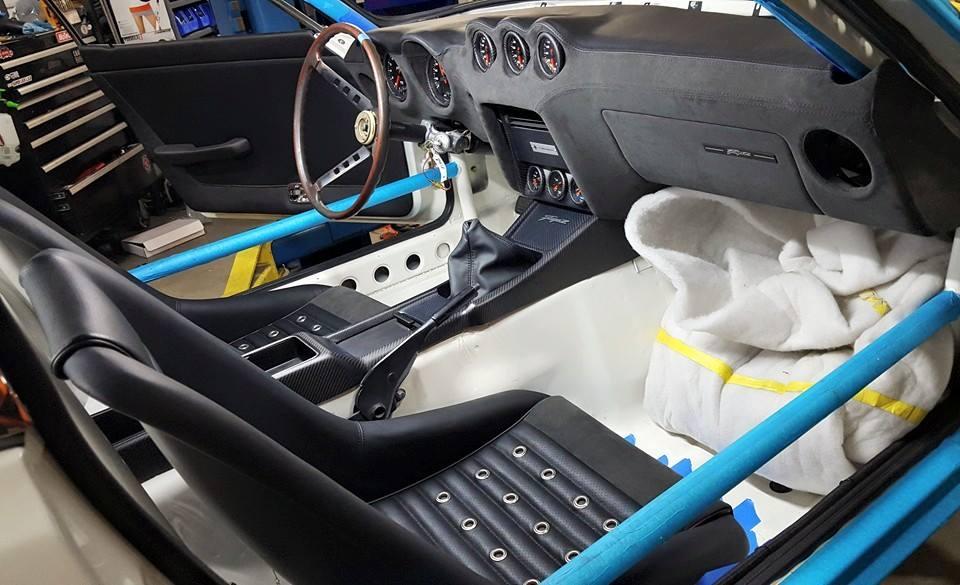 Sung Kang Datsun 240Z RB26 1