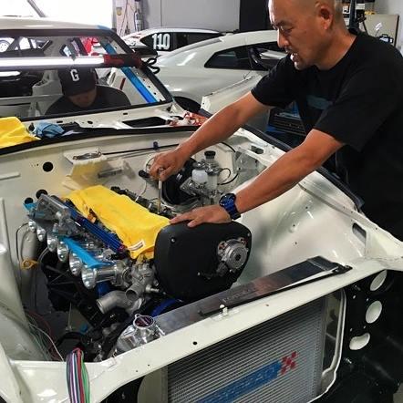 Sung Kang Datsun 240Z RB26 5