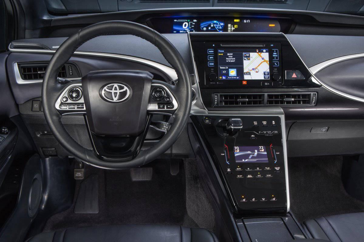 _Toyota Mirai 2016 2