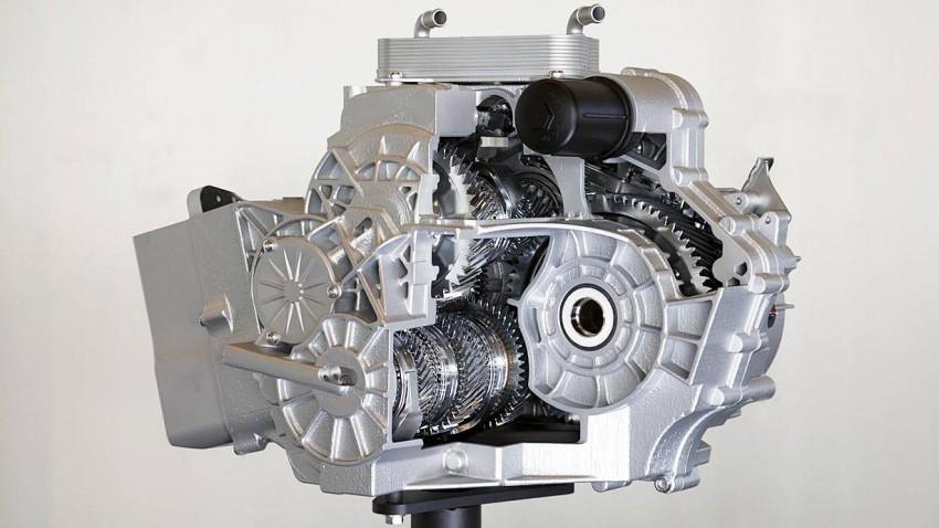 Unter der Bezeichnung DQ511 arbeitet VW an seinem 10-Gang DSG.
