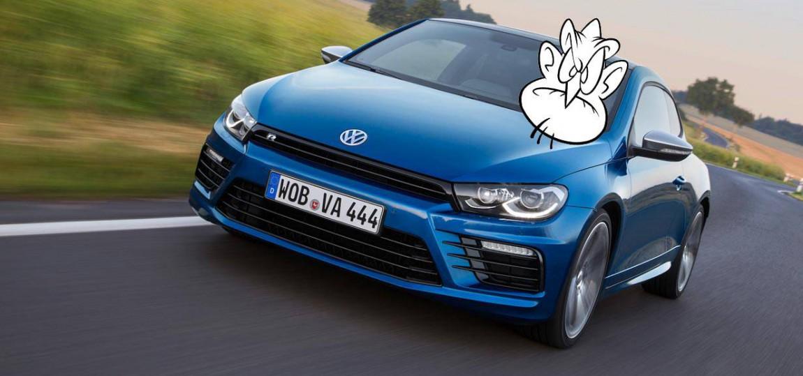 Die guten und schlechten Eigenschaften des VW Scirocco R