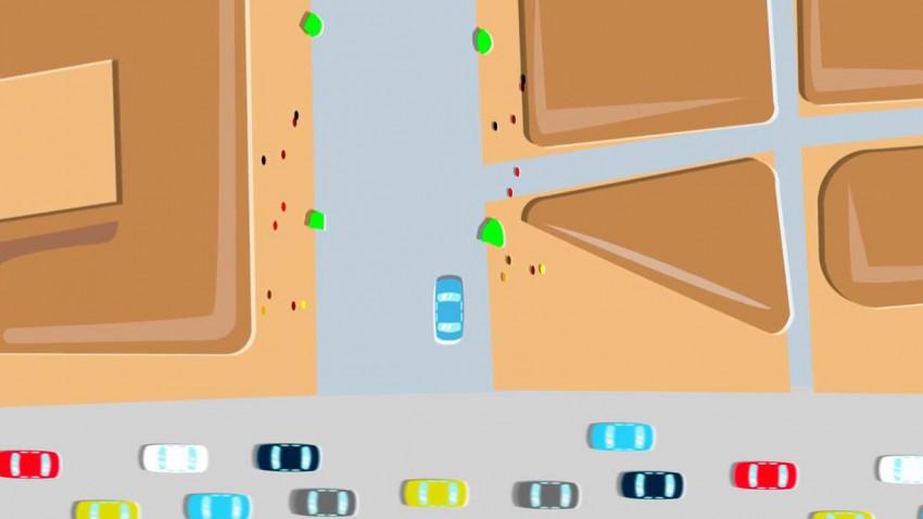 Wie funktioniert die Begegnungszone in der Mariahilfer Straße?