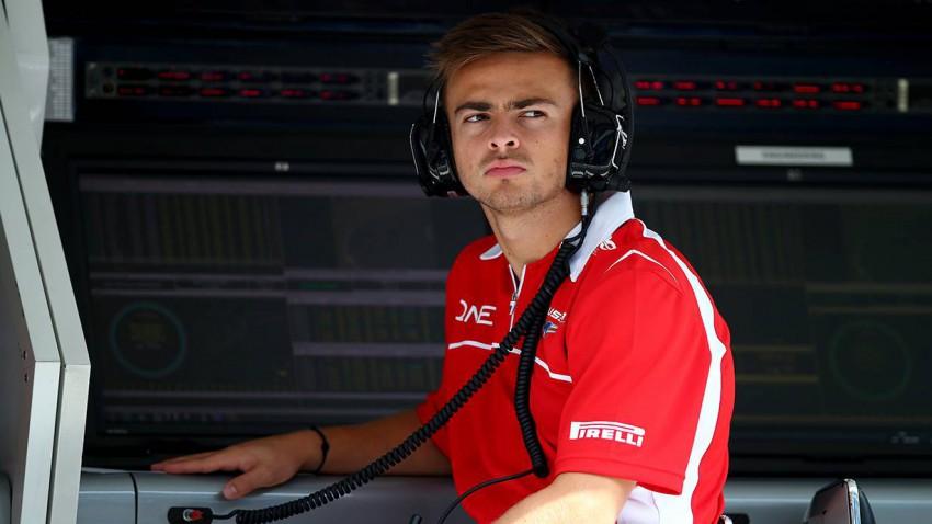 Ein turbulentes Jahr für Stevens: Von der Formel Renault 3.5 zu Caterham zu Marussia zurück zu  Caterham und F1-Debüt. © Clive Rose/Getty Images