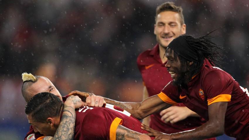 as roma gegen manchester city live