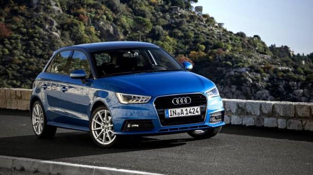 Audi A1 1.0 Ultra (1)