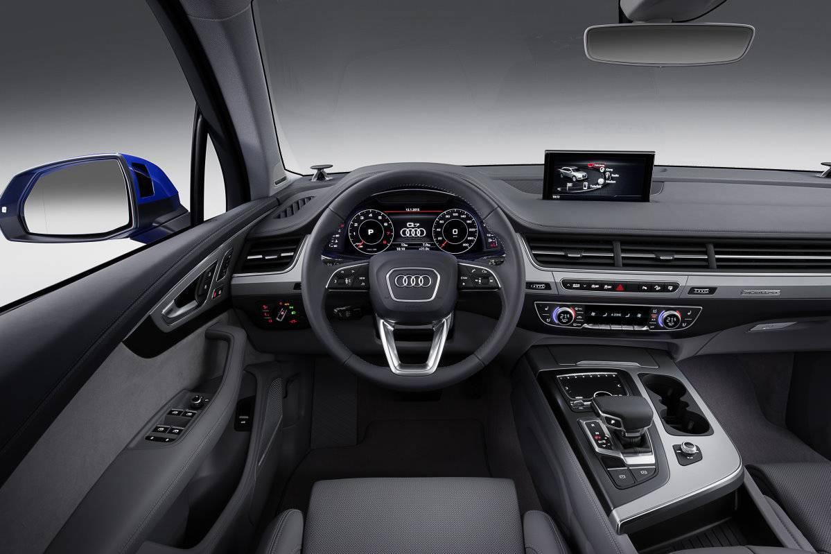 Der Neue Audi Q7 Hat Vor Allem Eines Abgespeckt