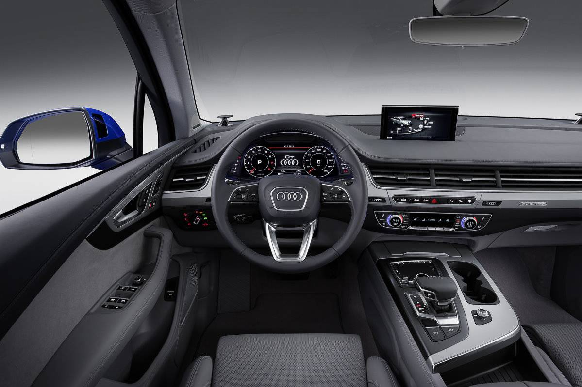 _Audi Q7 Jahrgang 2015 (8)
