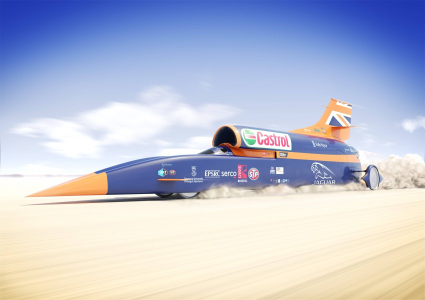_Bloodhound SSC 2016