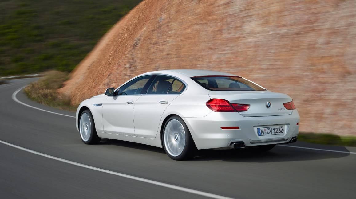 BMW 6er GranCoupé 2015