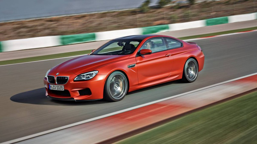 BMW M6 Coupé Modellpflege 2015 (4)