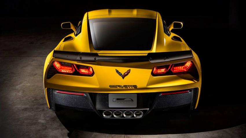 Die unglaubliche Corvette Z06