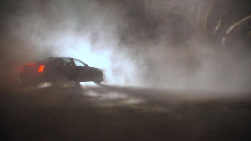 Was kann der 2016er Cadillac CTS-V?