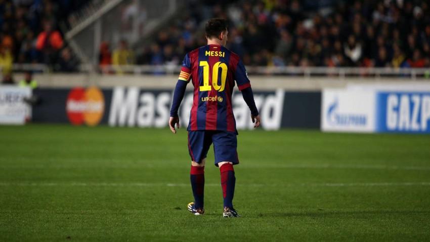 FC Barcelona vs. Espanyol Barcelona am 7.12.2014 um 17 Uhr.