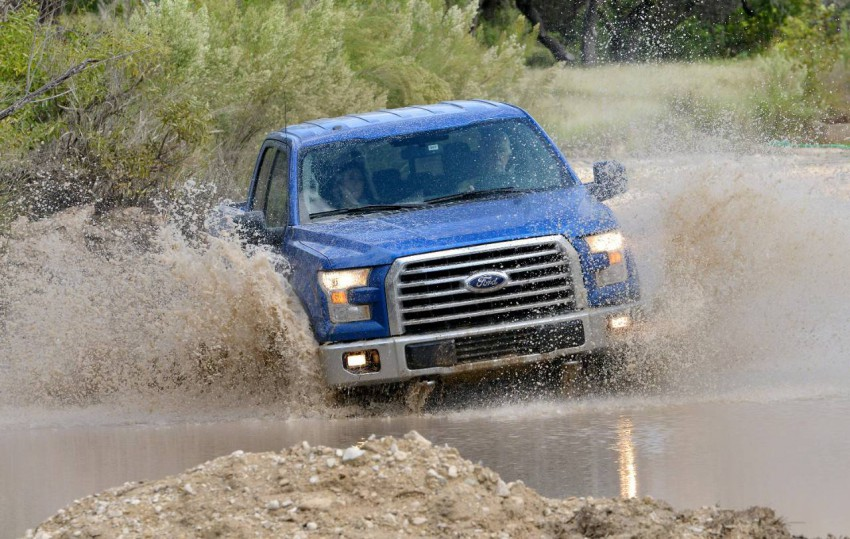 Ford F-150 2015 4