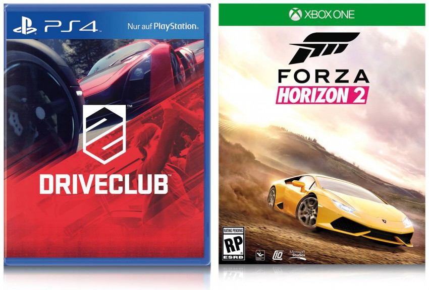 driveclub forza horizon 2