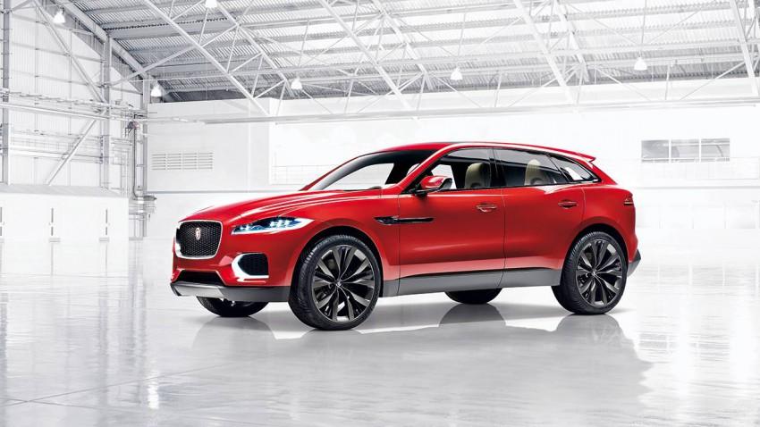 jaguar cx-17 hinten