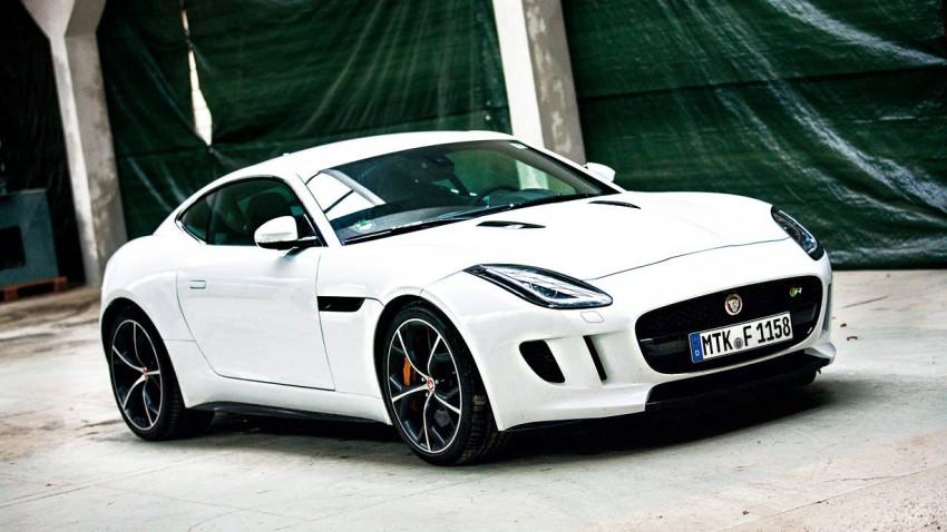 jaguar f-type schaltgetriebe
