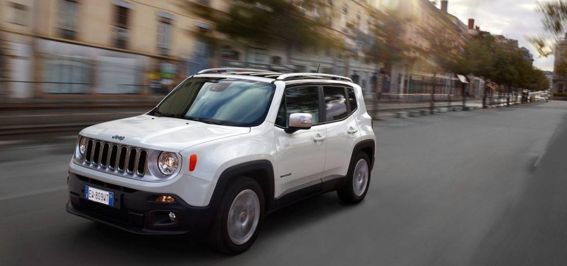 Jeep Renegade - 3.000 Kilometer später