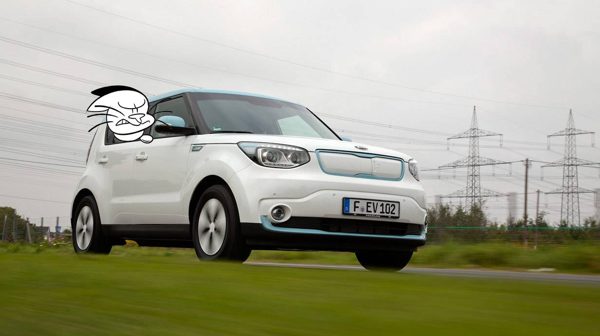 kia soul ev im test und der preis in sterreich. Black Bedroom Furniture Sets. Home Design Ideas