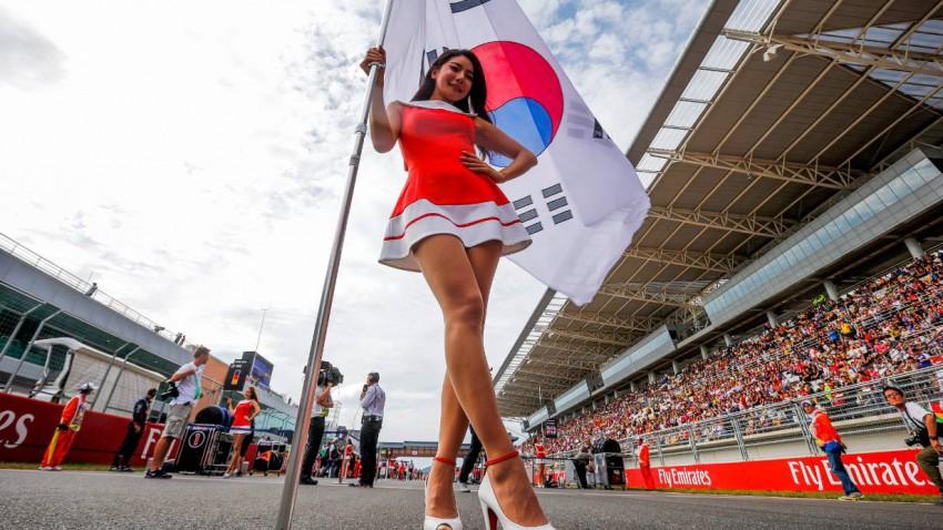 Welcome back, South Korea
