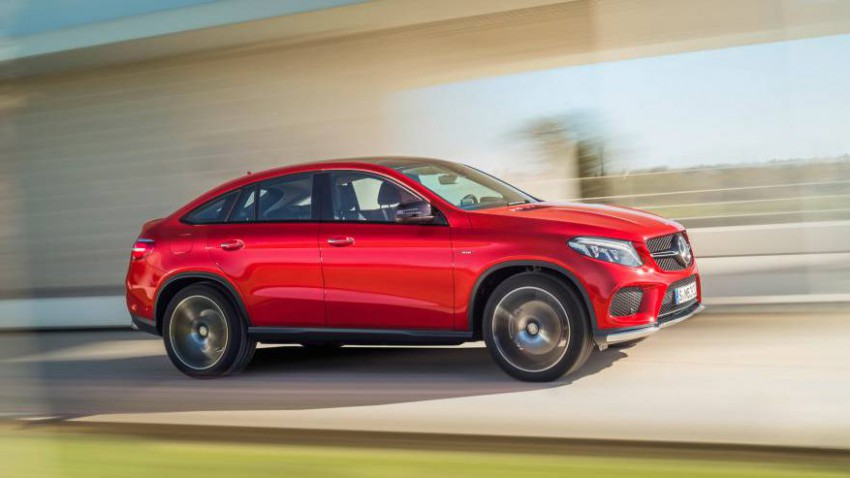 Mercedes ist der Meinung, dass ein X6 im Portfolio fehlt.