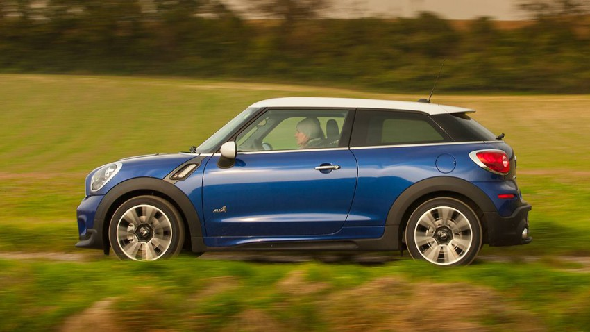 Was es ist: Mini Cooper S Paceman ALL4