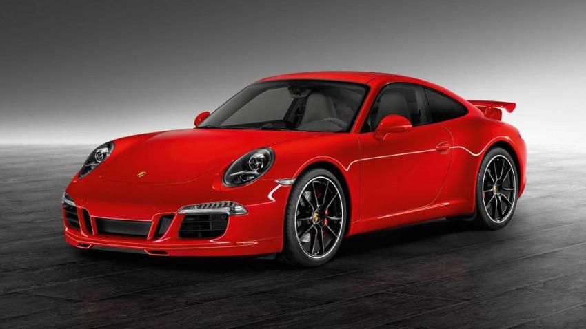 porsche 911 2015 facelift