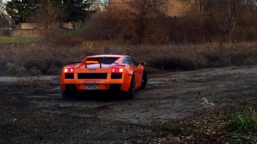 Prepare, Rallye-Welt: Hier kommt der Rallye-Lamborghini