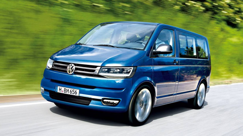 Vw T6 2015 Autorevue At