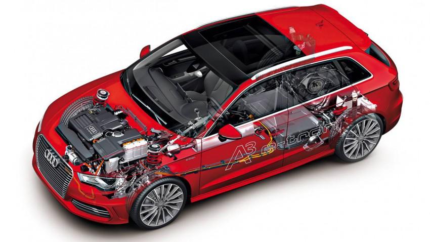 VW Golf GTE, Audi A3 e-tron: Zwei Autos von hoher Qualität und Güte, wunderbare Beispiele für deutschen Ingenieursgeist und den unbedingten Willen, uns den Spaß am Autofahren zu erhalten.