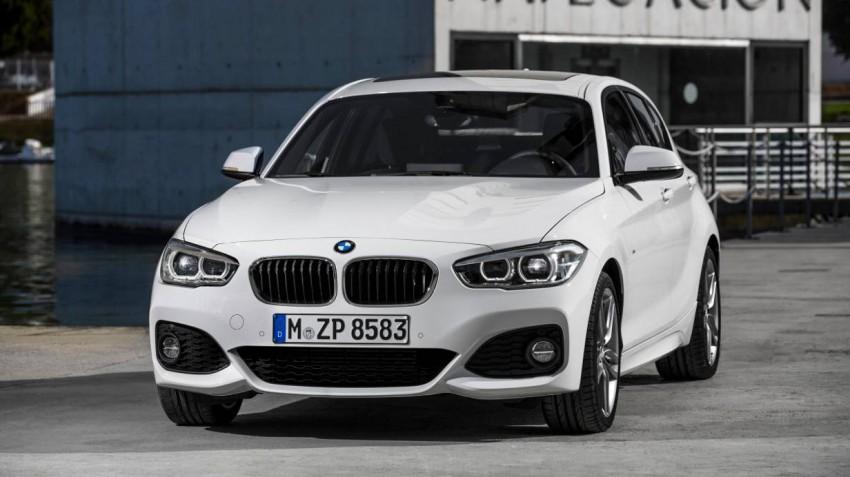 BMW 1er Modellpflege