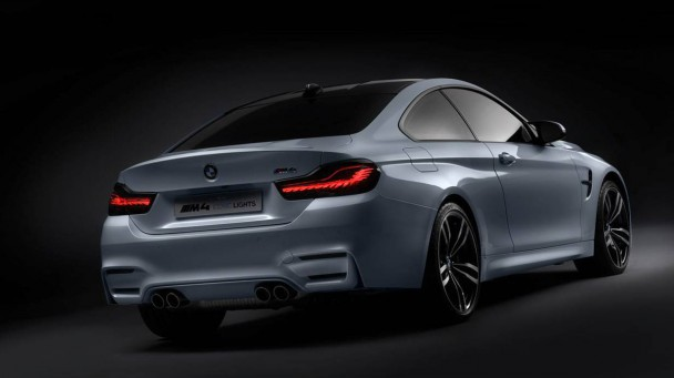 BMW M4 Concept Iconic Lights CES 2015 4