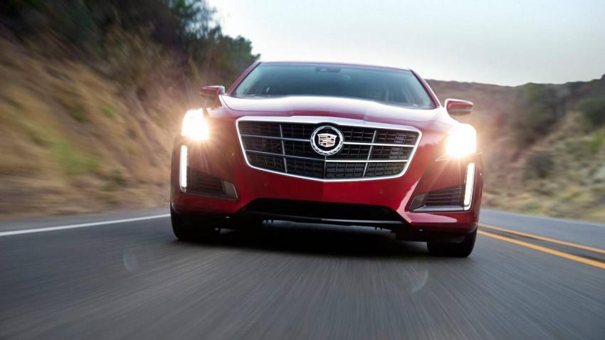 CTS Sedan: Genügend Platz für die Insassen, einen starken Turbomotor, eine feinfühlig agierende Automatik und sogar 4x4.