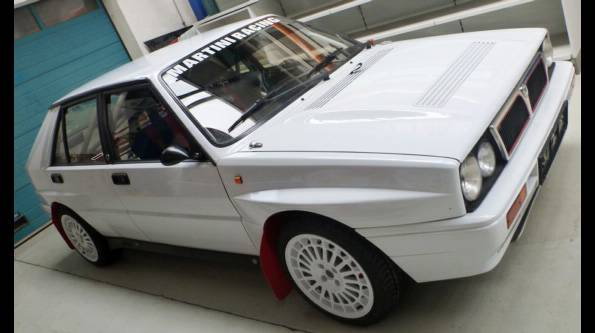Lancia Delta Integrale 8V kat