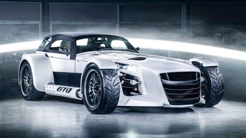 14 Stück wird es vom 194.000 Euro teuren D8 GTO Bilster Berg geben.