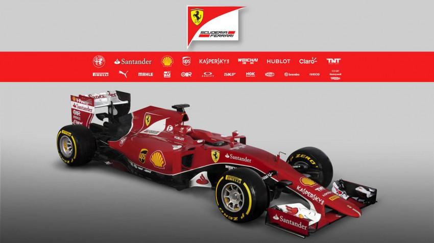 _Ferrari-SF15-T Formel-1-Saison-2015 (3)