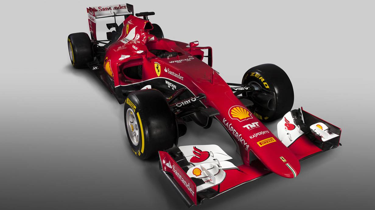 ferrari sf15 t formel 1 saison 2015. Black Bedroom Furniture Sets. Home Design Ideas