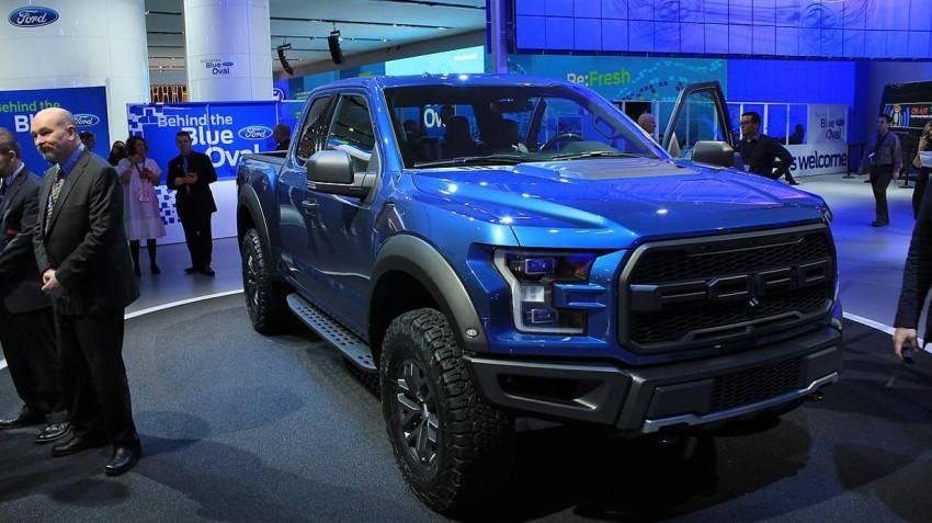 Ford F150 Raptor. Foto (c) press-inform