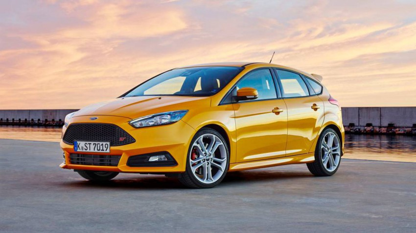 Ford Focus ST (107)