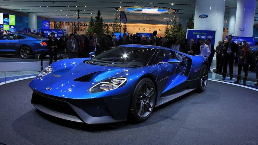 Der Ford GT