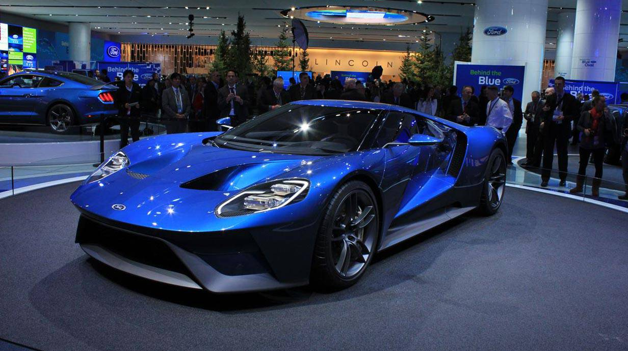 bilder vom ford gt 2016. Black Bedroom Furniture Sets. Home Design Ideas