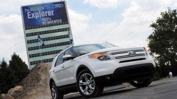 Das Ford Hauptquartier in Dearborn