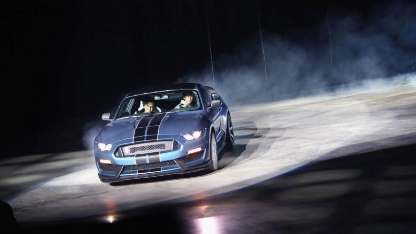 Mehr Mustang geht derzeit nicht! Der Shelby GT350R