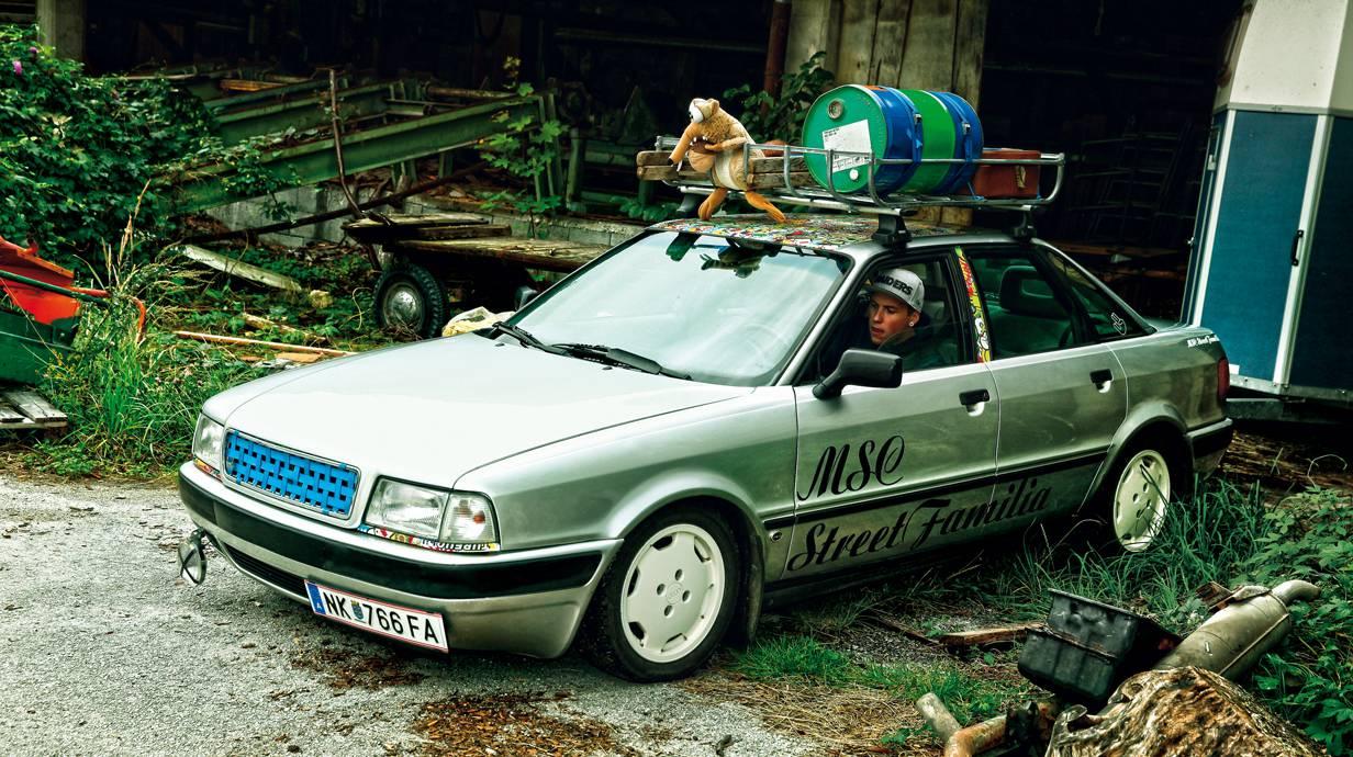 Die Fahrzeuge der Mitglieder reichen von getuned, neu oder funkelnd bis original, alt oder patiniert.