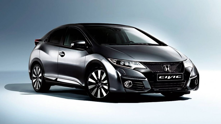 honda civic 2015. Black Bedroom Furniture Sets. Home Design Ideas
