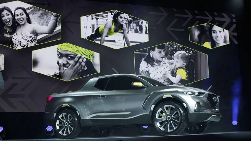 Concept Cars auf der NAIAS 2015