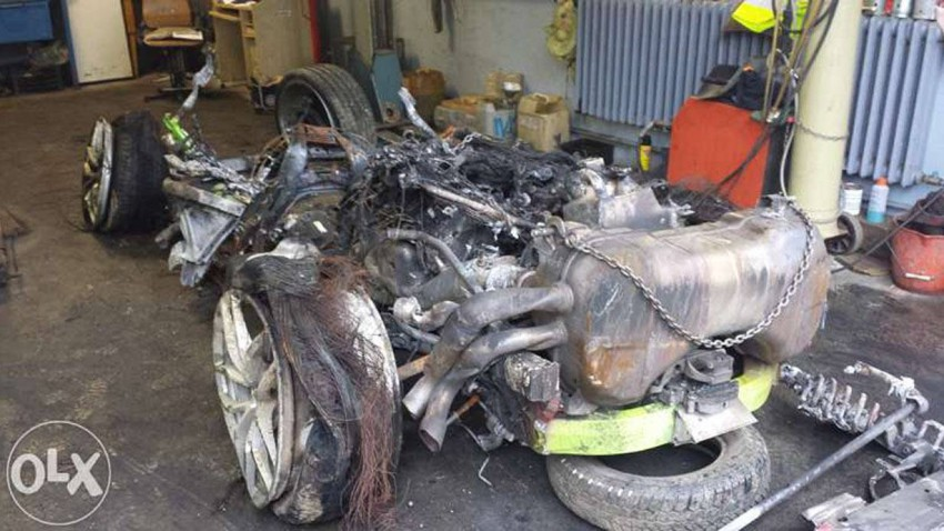 Knapp 6.400 Euro verlangt der Verkäufer für den Lamborghini Huracán.