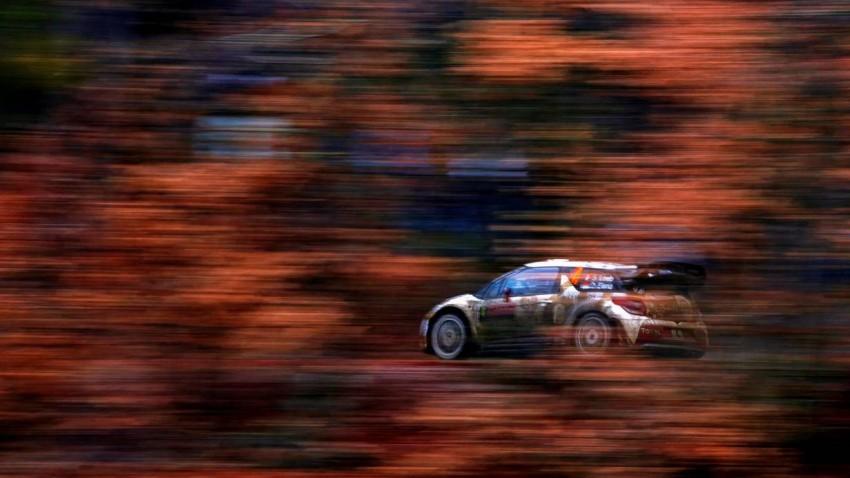 Comeback mit Stil: Loeb Schnellster beim Shakedown in Monte Carlo