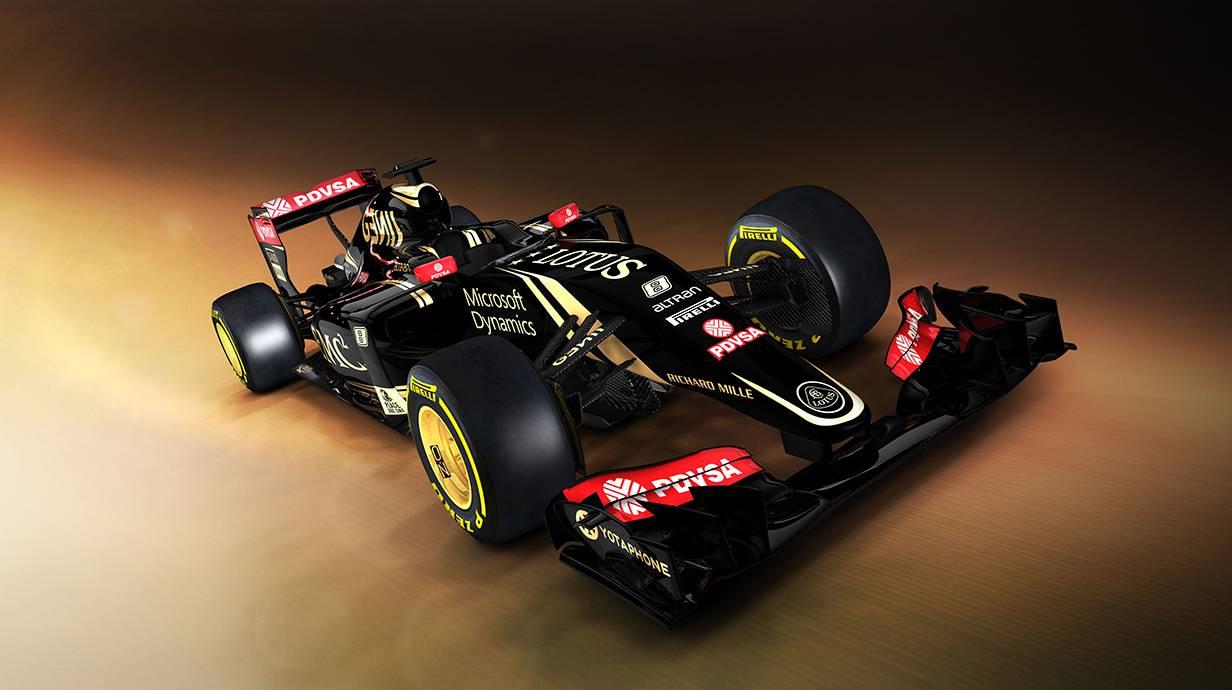 © Lotus F1 Team
